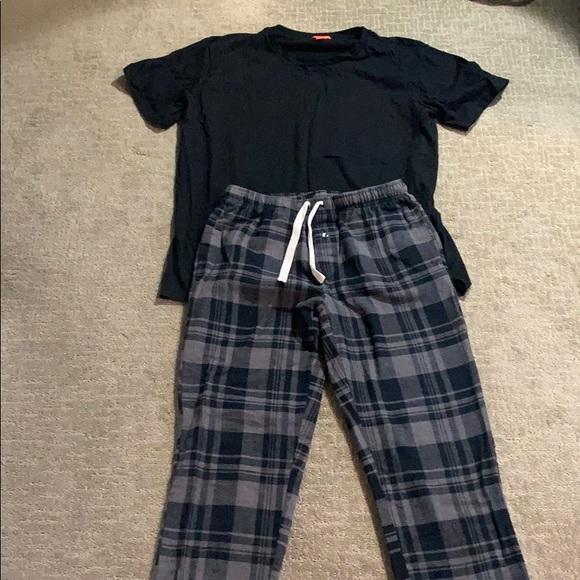 Joe Fresh pajama top and bottoms!